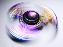 Toy Spinner 3 Foto de Stock