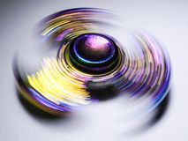 Toy Spinner 2 Royalty Free Stock Photo