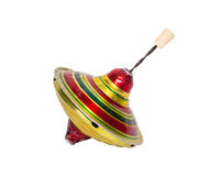 Toy, spinning, top Stock Image