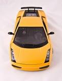Toy sport car stock photo