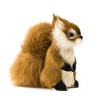 Toy squirrel Stock Images