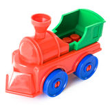 Toy steam-engine Stock Photos