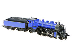 Toy Steam Locomotive Stock Photography