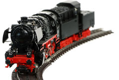 Toy Steam Locomotive Stock Images