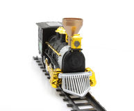 Toy steam train Royalty Free Stock Image