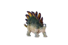 Toy Stegosaurus Dinosaur Stock Photos