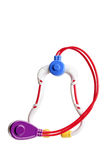 Toy Stethoscope Stock Photo