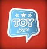 Toy Store Foto de archivo libre de regalías