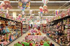 Free Toy Store Stock Image - 48104411
