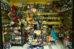 Toy store in Antipolo city in philippines Stock Images