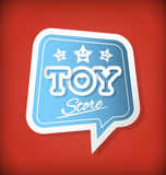 Toy Store Royalty Free Stock Photo