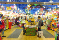 Toy Store Stock Photography