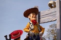 Toy Story boscoso Fotografia Stock
