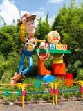 Toy Story ziemia Obrazy Stock