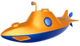 Toy submarine Stock Images