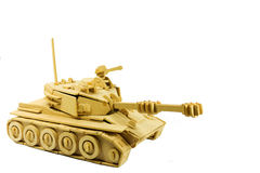 Toy Tank Imagem de Stock