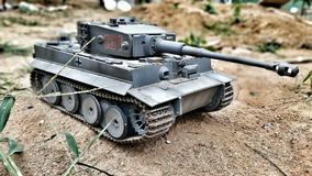 Toy, Tank, Battle Royalty Free Stock Images
