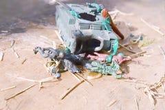 Toy Tank Royalty Free Stock Photo