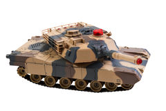 Toy tank Royalty Free Stock Photography
