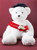 Toy teddy bear Royalty Free Stock Photography
