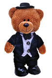 Toy teddy bear Royalty Free Stock Image
