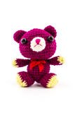 Toy teddy bear. Royalty Free Stock Images