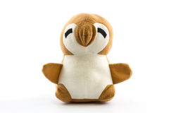 Toy teddy penguin. Stock Photo