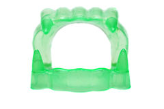 Toy teeth Royalty Free Stock Photography