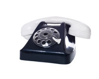 Toy Telephone Stock Photo