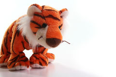 Toy tiger Royalty Free Stock Photo