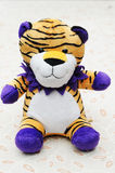 Toy tiger Stock Photography