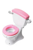 Toy Toilet Bowl Stock Photography