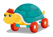 Toy tortoise Royalty Free Stock Photography