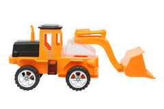 Toy tractor Stock Photography