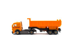 Toy trailer Stock Photos