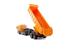 Toy trailer Royalty Free Stock Images