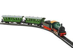 Toy train Stock Image