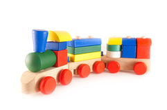 Toy train Royalty Free Stock Image