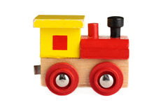 Toy train. Stock Images