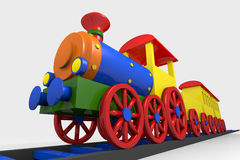 Free Toy Train Royalty Free Stock Image - 23249986