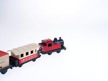 Toy Train Royaltyfri Foto