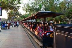 Toy Train royaltyfri fotografi