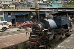 Toy Train, Darjeeling, West Bengal, India Royalty Free Stock Photo