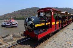 Toy Train Royalty Free Stock Photo