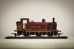 Toy Train. It's a toy train that my Dad bought to me about 30 years ago stock photography