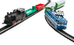Free Toy Trains Stock Images - 8990534