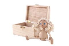 The toy treasure Royalty Free Stock Photo