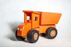 Toy Truck royalty-vrije stock fotografie