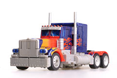 Toy truck Royalty Free Stock Images