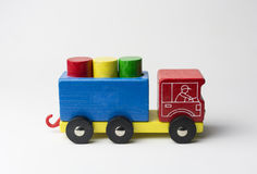 Toy Truck Stockbild